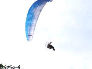 Paragliding und Angst reduzieren